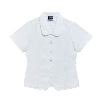 Girls Short Sleeve Audrey Blouse
