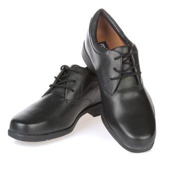Hacker Multi Fit Boys School Shoe