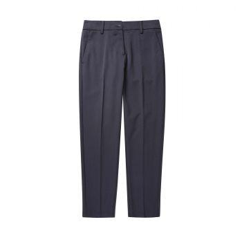 Ladies Flat Front Stretch Pants