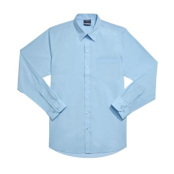 Boys Long Sleeve Classic School Shirt