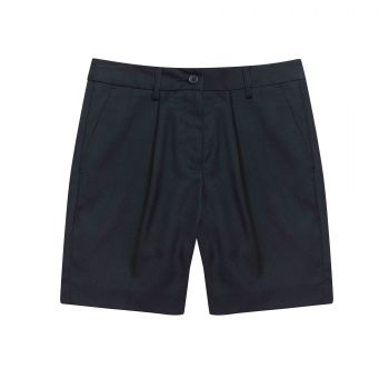 Single Pleat Shorts