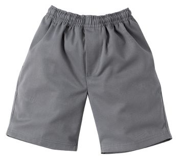 Boys Basic School Shorts
