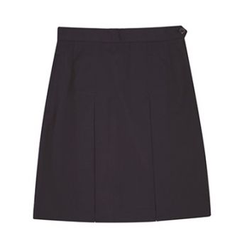 Girls Pleated Day School Skirt