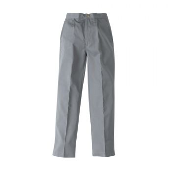 Boys Elastic Back School Pants